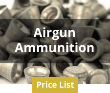 Airgun Ammunition Price List