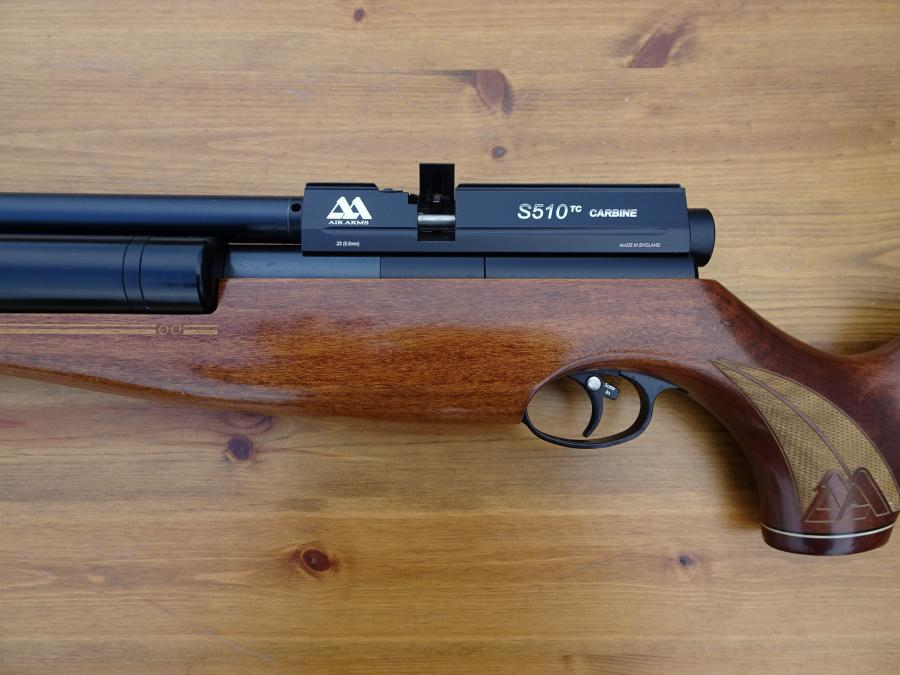 Air Arms S510 инструкция
