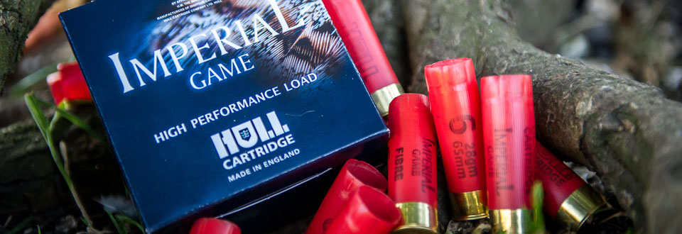 Quality shotgun cartridges at Driven Sporting