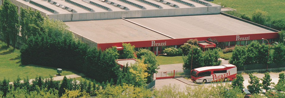 The Perazzi Factory