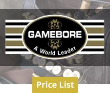 Gamebore Cartridge Price List