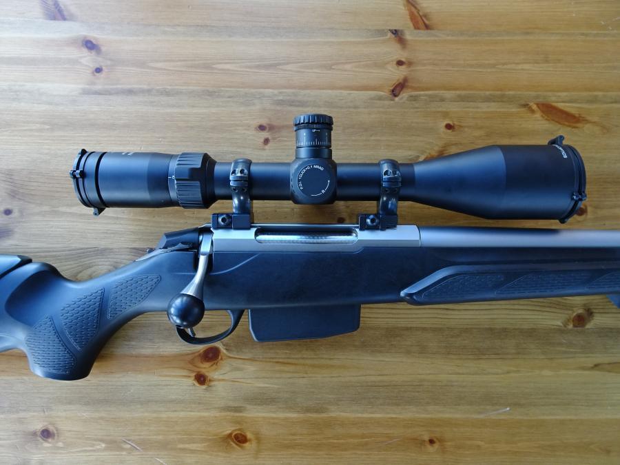 Tikka T3 Varmint Rifle