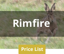 Rimfire Ammunition Price List