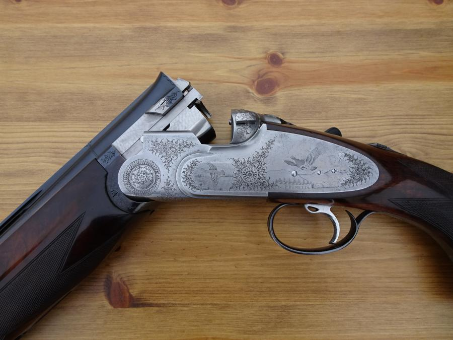 Beretta SO4 Game Scene Sporting Shotgun