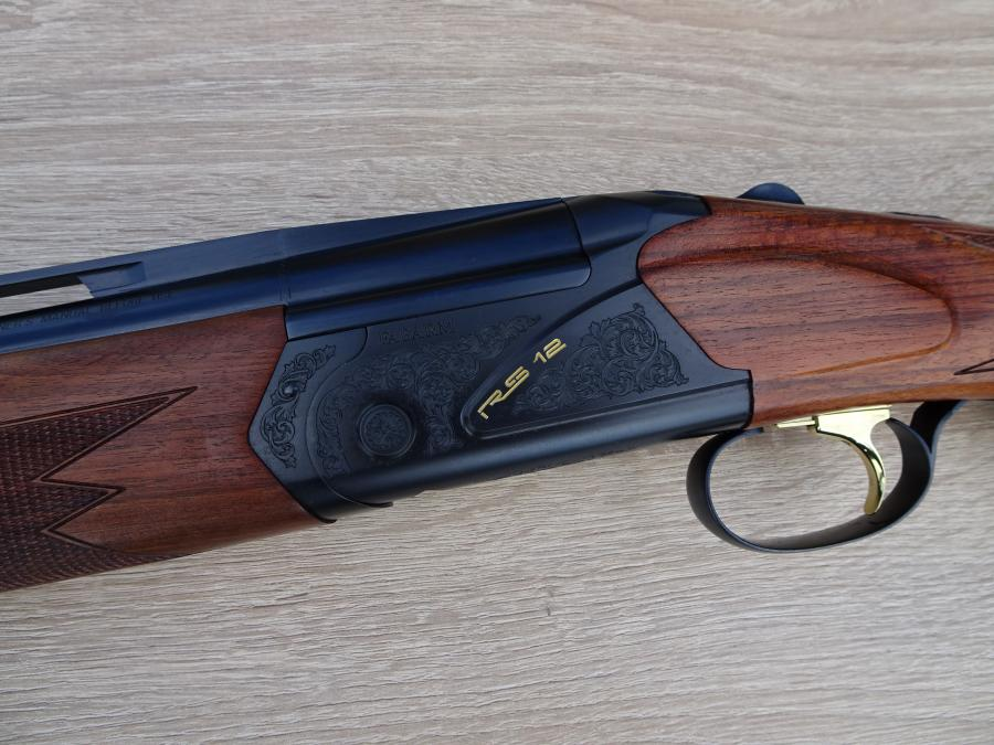 Fabarm Axis RS Sporting Shotgun
