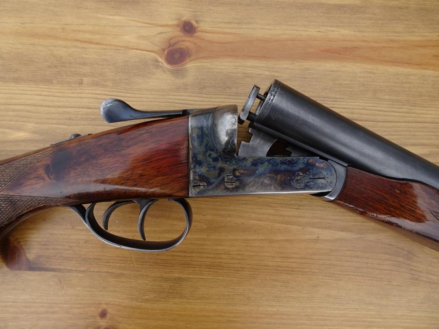 AYA No 3 Side by Side Shotgun