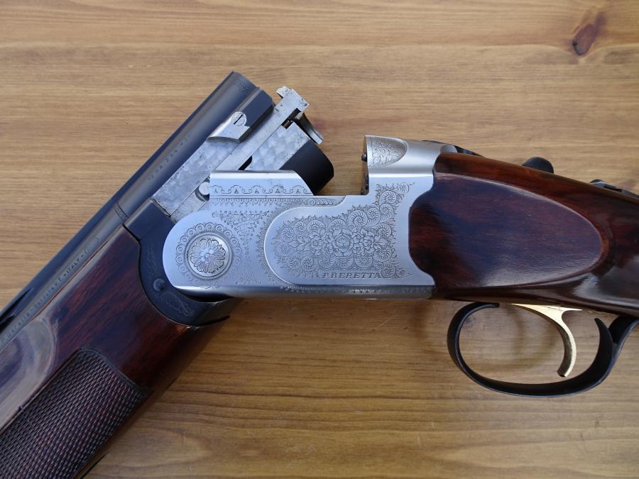 Beretta 686 Special Sporting Shotgun