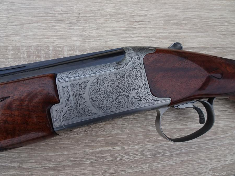 Miroku MK38 Grade 5 Sporting Shotgun