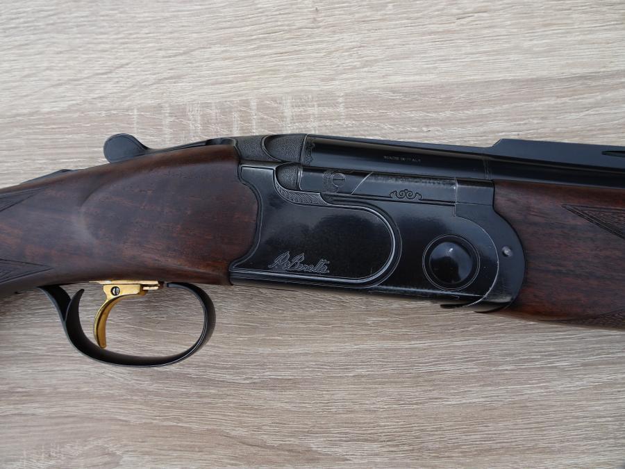 new beretta trap shotguns