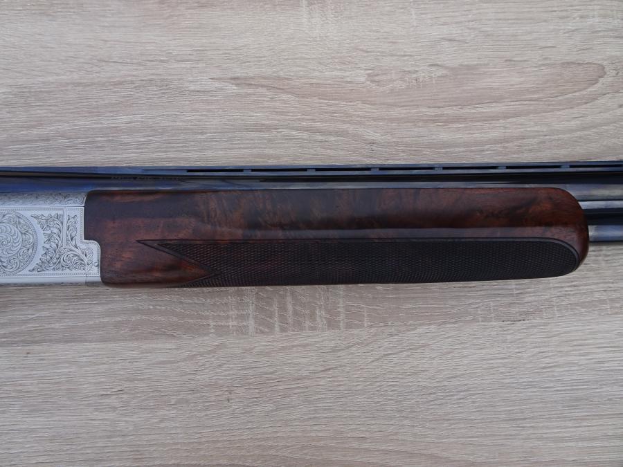 Miroku MK38 Grade 5 Trap Shotgun